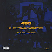 495 (feat. Rico Nasty, YungManny, Big Flock, Big JAM & Weensey) by I.D.K.