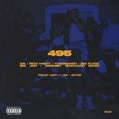 495 (feat. Rico Nasty, YungManny, Big Flock, Big JAM & Weensey) van I.D.K.
