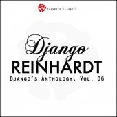Django´s Anthology, Vol.6 (Rare Recordings) de Django Reinhardt