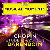Chopin: Études, Op. 25: No. 1 in A Flat Major (Musical Moments) de Daniel Barenboim