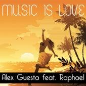 Music Is Love von Alex Guesta