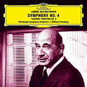 Beethoven: Symphony No. 4 in B-Flat Major, Op. 60; Leonore Overture No. 3, Op. 72a by Pittsburgh Symphony Orchestra