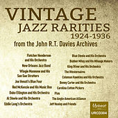 Vintage Jazz Rarities 1924-1936 von Various Artists