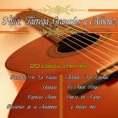 Falla, Tarrega, Granados y Albeniz. Spanish Guitar Classic by Various Artists