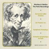 Berlioz: Benvenuto Cellini / Les Troyens / Symphonie Fantastique (Monteux) (1930) de Pierre Monteux