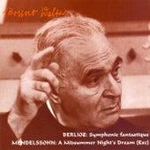 Berlioz: Symphonie Fantastique / Mendelssohn: A Midsummer Night's Dream (Walter) (1948, 1954) de Bruno Walter