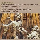 Certon, P.: Missa Sus Le Pont D'Avignon / Tallis, T.: Audivi Vocem / Wuorinen, C.: Missa Brevis / Durufle: Cum Jubilo by Harold Chaney