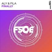 Finally by Aly & Fila
