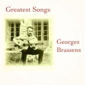 Greatest songs de Georges Brassens