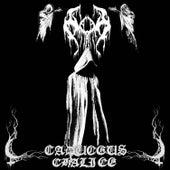 Caduceus Chalice de Moon