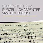 Symphonies from Purcell, Charpentier, Vivaldi & Rossini de Kalmar Chamber Orchestra