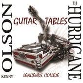 Guitar Tables by DJ Hurricane