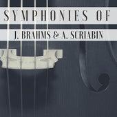 Symphonies of J. Brahms & A. Scriabin by Berliner Philharmoniker