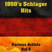 1950s Schlager Hits, Vol. 5 de Various Artists