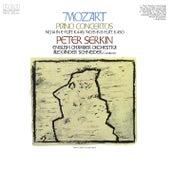 Mozart: Piano Concertos Nos. 14 & 15 de Peter Serkin