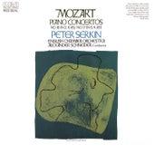 Mozart: Piano Concertos Nos. 16 & 17 de Peter Serkin