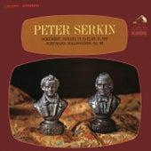 Schubert: Piano Sonata No. 7 - Schumann: Waldszenen, Op. 82 (Remastered) de Peter Serkin