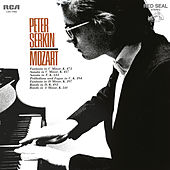 Peter Serkin Plays Mozart by Peter Serkin