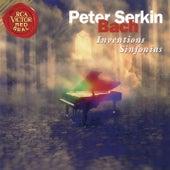 Bach: 15 Two-Part Inventions & 15 Sinfonias & 4 Duets de Peter Serkin