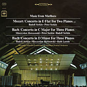 Bach & Mozart: Concertos for 2 & 3 Pianos - Beethoven: Choral Fantasy by Peter Serkin
