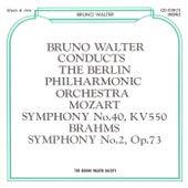 Bruno Walter conducts The Berlin Philharmonic Orchestra von Bruno Walter