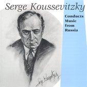 Rimsky-Korsakov: Russian Easter Festival / Shostakovich: Symphony No. 9 / Tchaikovsky: 1812 Festival Overture (Koussevitzky) (1945, 1946) by Sergey Koussevitzky