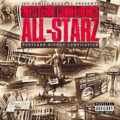 Western Conference All-Starz by Various Artists