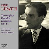 Dino Lipatti - the Columbia recordings 1947-1948 van Dinu Lipatti