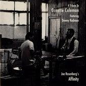 Joe Rosenberg's Affinity: A Tribute to Ornette Coleman by Dewey Redman