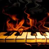 Piano Fire von Arthur Caudill