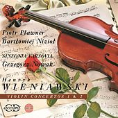 Wieniawski: Violin Concertos Nos. 1 & 2 de Various Artists
