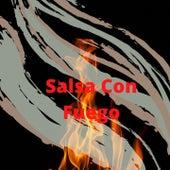 Salsa Con Fuego de Andy Montanez, Gilberto Santa Rosa, Hecto Lavoe, Victor Waill, Willie Colon
