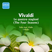 Vivaldi: 4 Seasons (The) (Ayo / I Musici) (1956) by Felix Ayo