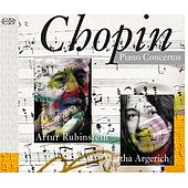 Chopin: Piano Concertos von Various Artists