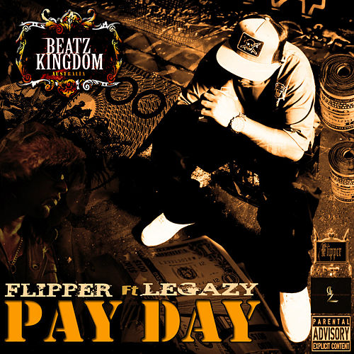 Kingdom Records by Flipper