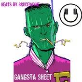 Gangsta Sheet by BruceDayne