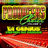 Producers Choice, Vol.4 (featuring Stephen 'Di Genius' McGregor) by Various Artists