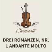Drei Romanzen, Nr. 1 Andante molto von Clara (Wieck) Schumann