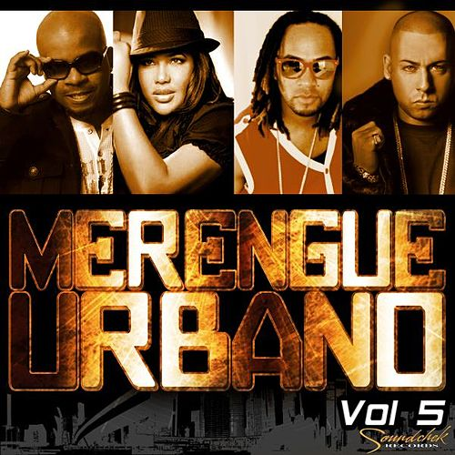 Merengue Urbano #5 by Various Artists