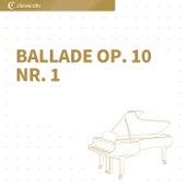 Ballade Nr. 1 Andante, op. 10 by Johannes Brahms