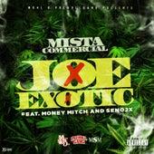 Joe Exotic de Mista Commercial