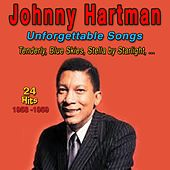 Unforgettable Songs (And I Thought About You) de Johnny Hartman