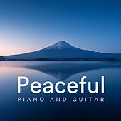 Peaceful Piano and Guitar de Various Artists