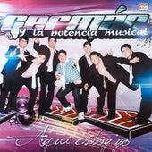 Aquí Estoy Yo by Germán y La Potencia Musical