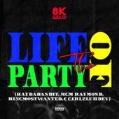 Life of The Party de 8K Gelo