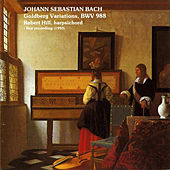 Bach: Goldberg Variations by Robert Hill