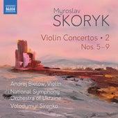 Skoryk: Complete Violin Concertos, Vol. 2 von Andrej Bielow