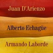 Juan D'arienzo - Alberto Echagüe - Armando Laborde de Helenita Vargas, Garzon Y Collazos, Luciano Y Concholon