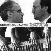 Stravinsky: Petrushka - Bartok: Sonata for 2 Pianos and Percussion by Various Artists