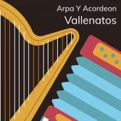 Arpa y Acordeon Vallenatos de Alfredo R Ortiz Y Alfredo Gutierrez